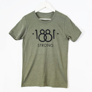 1881 Strong – Olive