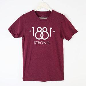 1881 Strong – Cardinal