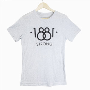 1881 Strong – White Fleck