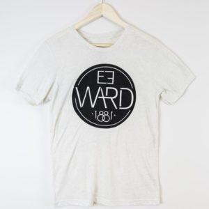 Emblem Shirt – Oatmeal