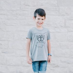 Grey Youth unisex T-shirt